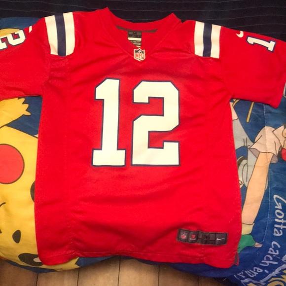 online store 9b9f4 2c073 NFL Tom Brady throwback Jersey